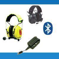 Bluetooth Wireless Communications Headsets