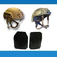 Head and Body Armour