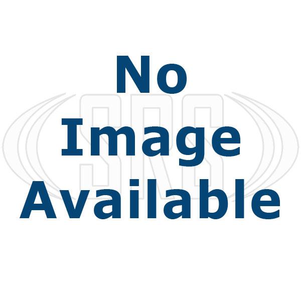 "USI Theta Plus Level III Stand Alone Ceramic Side Plate - 6"" x 6"" - single plate"