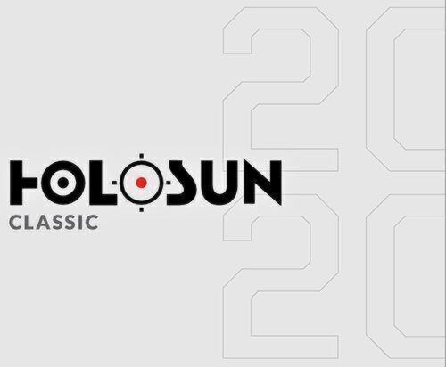 Holosun 2020 Classic Catalog Cover