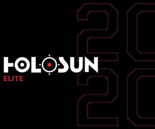 Holosun 2020 Elite Catalog Cover